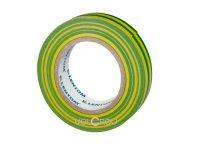 Изолента ПВХ 1313E желто-зеленая